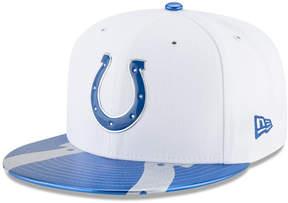 New Era Boys' Indianapolis Colts 2017 Draft 59FIFTY Cap