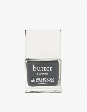Earl Grey Patent Shine 10X Nail Lacquer