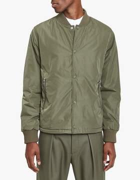 Officine Generale Stan Jacket Italian Padded Water Resistant Nylon