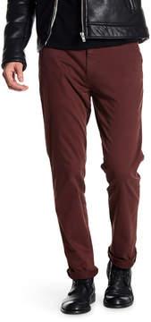 Mavi Jeans Edward Burgundy Twill Jeans - 30-34\ Inseam
