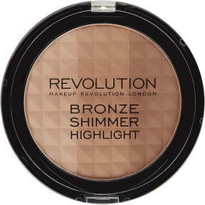 Makeup Revolution Bronze Shimmer Highlight - Only at ULTA