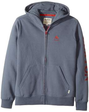 Burton Elite Full-Zip Hoodie Boy's Clothing