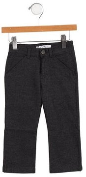 Tartine et Chocolat Boys' Tweed Skinny Pants w/ Tags