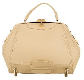 ZAC Zac Posen Textured Leather Satchel
