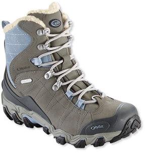 L.L. Bean Women's Oboz Bridger 7 Insulated Hiking Boots