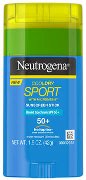 Neutrogena CoolDry Sport Sunscreen Stick SPF 50+