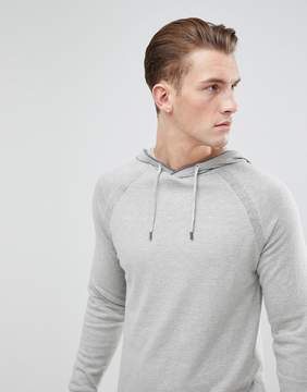 Esprit Hooded Sweater In 100% Cotton