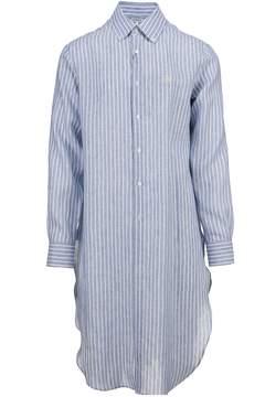 Loewe Long Striped Shirt