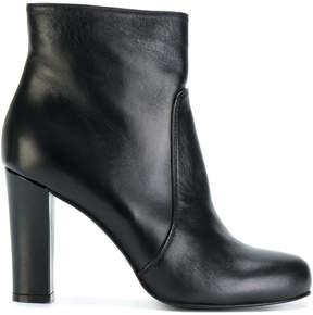 P.A.R.O.S.H. block heel ankle boots