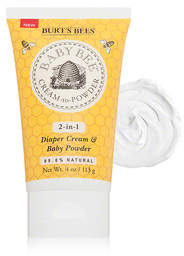Burt's Bees Baby Bee Cream to Powder