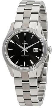 Rado Hyperchrome Black Dial Automatic Ladies Watch