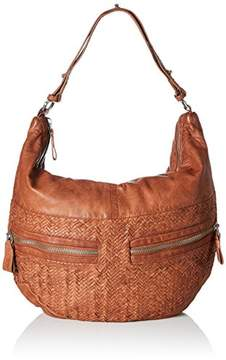 Liebeskind Berlin Women's California Handwoven Leather Hobo