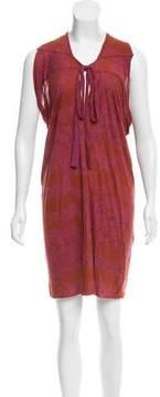 Edun Sleeveless Printed Dress