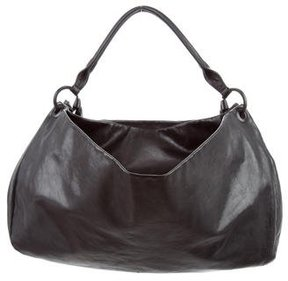 Maison Margiela Black Leather Tote
