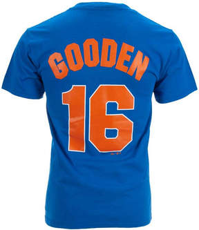Majestic Men's Dwight Gooden New York Mets Cooperstown Player T-Shirt