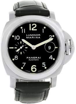 Panerai Luminor Marina PAM00164 Stainless Steel Automatic 44mm Mens Watch