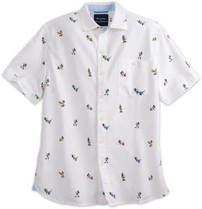 Disney Mickey Mouse Button Shirt for Men by Tommy Bahama