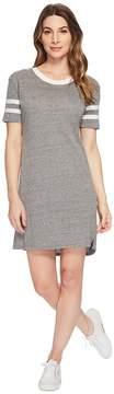 Alternative Eco Jersey Stadium T-Shirt Dress Women's Dress