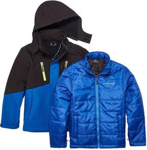 Weatherproof Systems 3-in-1 Jacket - Boys Preschool