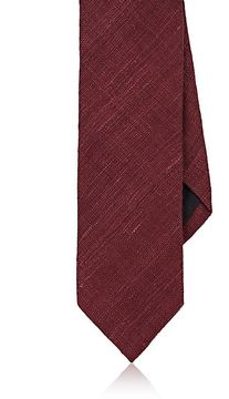 Drakes Drake's Men's Silk Shantung Necktie