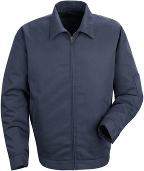JCPenney Red Kap Perma-Lined Panel Jacket