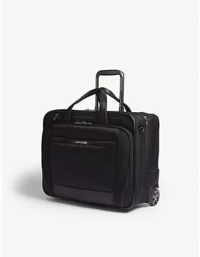 Samsonite Black Pro5Lx Two Wheeled Rolling Tote Bag 40cm