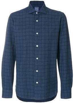 Barba formal button-down shirt