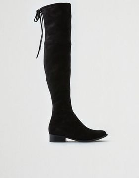 American Eagle Outfitters AE Lace-Up Over-The-Knee Boot