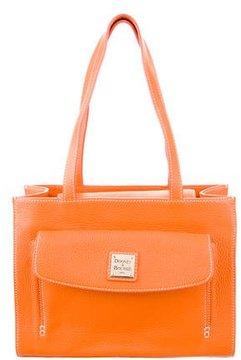 Dooney & Bourke Janine Leather Bag