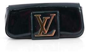 Louis Vuitton Pre-owned: Sobe Clutch Patent. - BLUE - STYLE