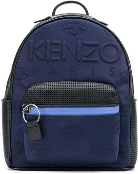 Kenzo Backpack With Logo
