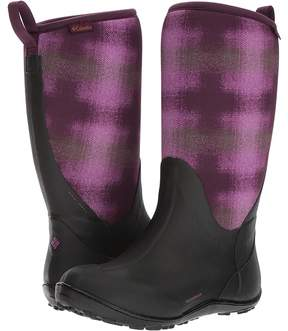 Columbia Snowpow Tall Print Omni-Heat Women's Shoes