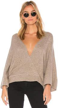 Ella Moss Open Back Pullover