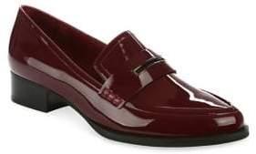 Tahari Lorna Leather Loafers