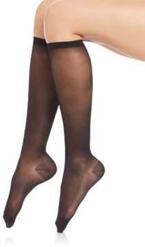 Falke Leg Vitalizer 20 Light Compression Knee Highs