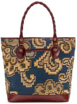 Patricia Nash Peruvian Tapestry Collection Sungaro Tote