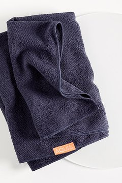 Lisse Luxe Long Hair Towel by AQUIS at Free People