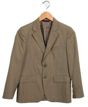 Brooks Brothers Boys' Wool Blazer