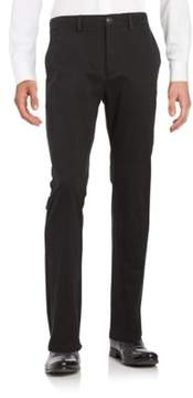Black & Brown Black Brown Classic-Fit Chino Pants