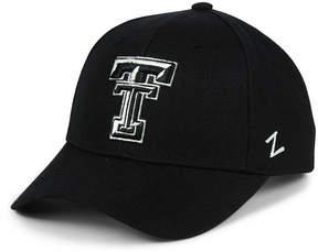 Zephyr Texas Tech Red Raiders Black & White Competitor Cap