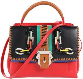 Paula Cademartori Multicolour Leather Handbag