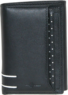 JCPenney Buxton Luciano RFID Leather Tri-Fold