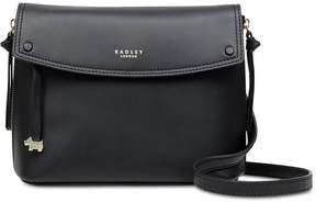 Radley London Flapover Leather Crossbody
