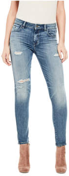 GUESS Mid-Rise Skinny Jeans