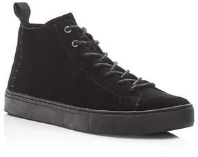 Toms Men's Lenox Suede Mid Top Sneakers