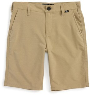 Hurley Boy's Dri-Fit Chino Shorts
