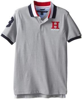 Tommy Hilfiger Short Sleeve Matt Polo Boy's Short Sleeve Pullover