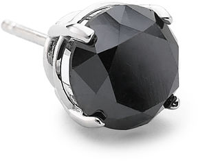 Black Diamond FINE JEWELRY 1 CT. T.W. Color-Enhanced Single Stud Earring