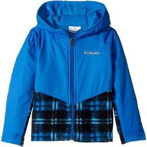 Columbia Kids Steens Mttm Overlay Hoodie Kid's Sweatshirt