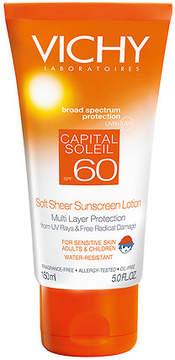 Vichy Capital Soleil SPF 60 Soft Sheer Sunscreen Lotion